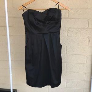 I.N. SAN FRANCISCO BLACK FORMAL DRESS